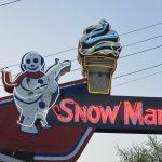 The Snowman!