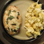 Ricotta, Spinach, and Sun-Dried Tomato-Stuffed Chicken