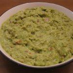 Holy Moly Healthier Guacamole