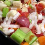 Low Fat Crockpot Veggie Stew