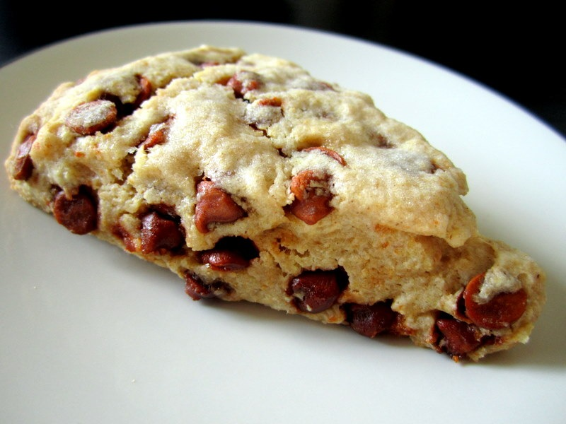 This recipe for Cinnamon Chip Scones is the only one that I've ever ...