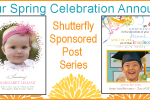 Share Your Spring Celebration Announcement
