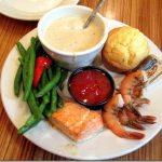 Seafood Buffet Snafus + Exciting News