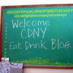 CDNY Eat Drink Blog, Take 2