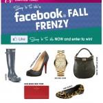 Fall Fashion Frenzy