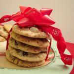 Uncle Sam's Crispy Dark Chocolate Chip Cookies