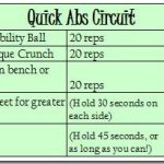 Quick Abs Circuit