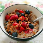 Mixed Berry Oats