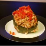 Italian-Style Crockpot Stuffed Peppers