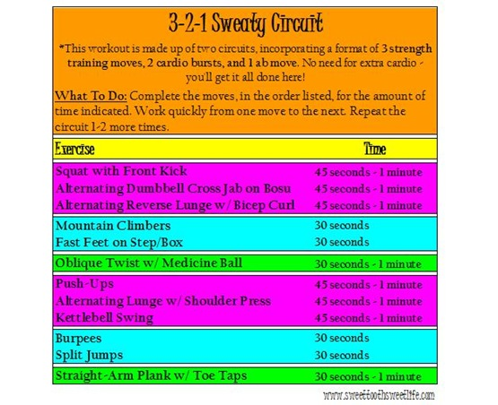 3-2-1 Sweaty Circuit2