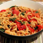 A Quick and Healthy Pasta Recipe