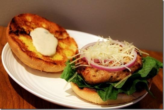 Chicken Caesar Burgers (7)