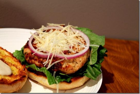 Chicken Caesar Burgers (8)
