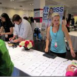 Fun at the Fitness Magazine Meet and Tweet