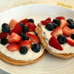 Cheesecake Pancakes and Walking Routines