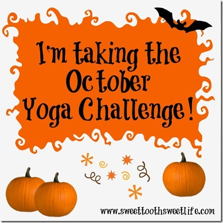 october yoga challenge
