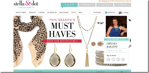 stella and dot 1
