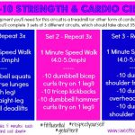 10-10-10 Strength & Cardio Circuit
