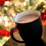 Almond Butterscotch Hot Chocolate