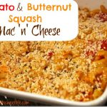 Tomato & Butternut Squash Mac 'n' Cheese