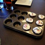 Dinner Beginning with Cupcakes
