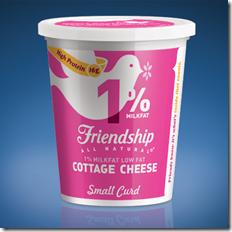1 Percent Cottage Cheese