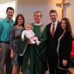 Weekend Highlights & Lucas's Baptism {1/27}