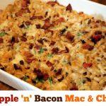 Apple 'n' Bacon Mac & Cheese