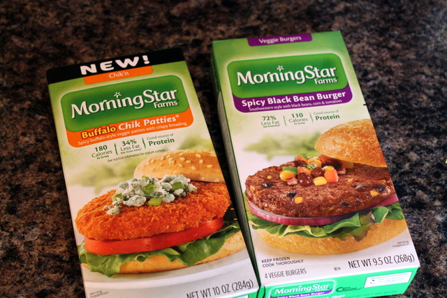 morningstar farms products