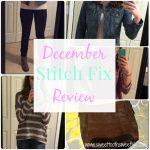 December Stitch Fix Review