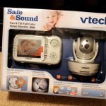VTech Safe&Sound® Baby Monitor Review (+ Twitter Party to WIN Big!)