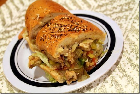 DiBella's Chicken Philly