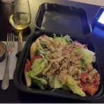 grilled chicken salad takeout