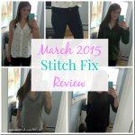 March 2015 Stitch Fix