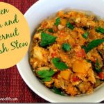 Chicken Quinoa and Butternut Squash Stew