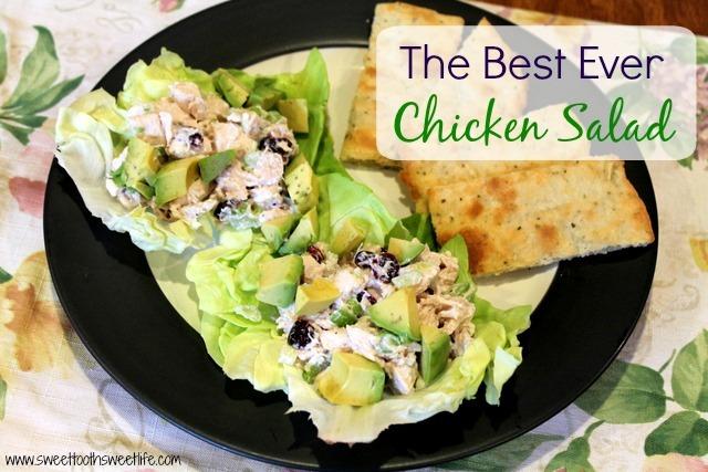The Best Ever Chicken Salad Recipe