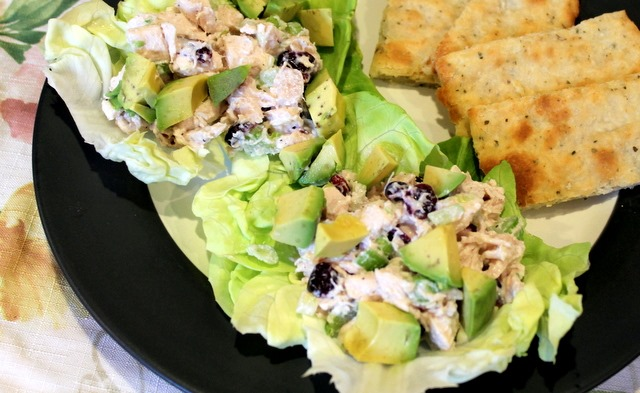 ... chicken salad. You'll never need another chicken salad recipe again