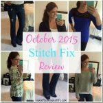 October Stitch Fix