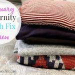 My First Maternity Stitch Fix + Giveaway