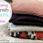 February Maternity Stitch Fix