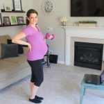 Thoughts on Third Trimester Fitness