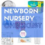 Our Checklist for Stocking the Nursery