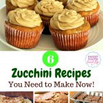 6 Zucchini Recipes You Need To Make Now