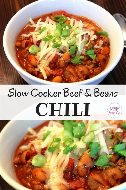 Dec 07,  · An EASY, classic Slow Cooker Beef Chili that takes no effort at all and is a perfect winter meal your family will love! Make crockpot chili for dinner or for a game day treat! crockpot chili is Easy and Healthy. Slow Cooker Beef Chili is a family favorite of ours for game day party offerings.5/5(2).