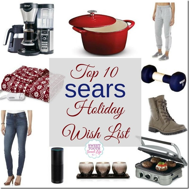 Sears wish list