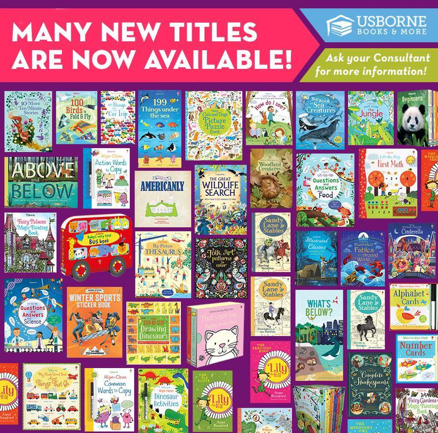 january new titles