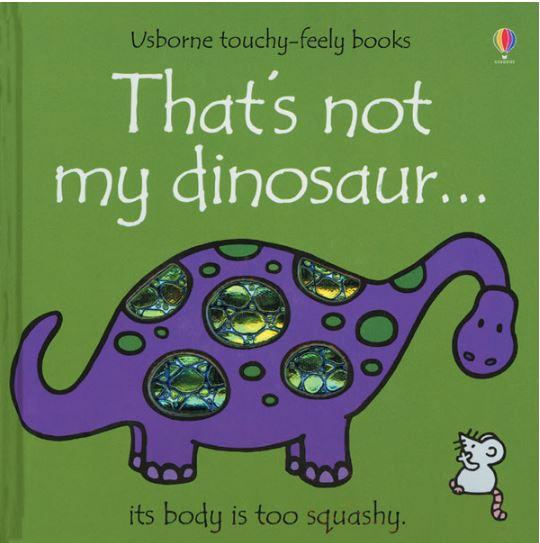 not my dinosaur