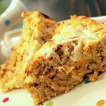 Sun-Dried Tomato & Mozzarella Quick Bread