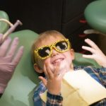 A First Trip to the Dentist for Lucas {+ A Giveaway!}