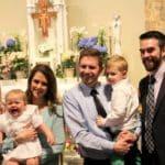 Alex's Baptism